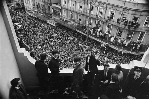The Beatles in Adelaide